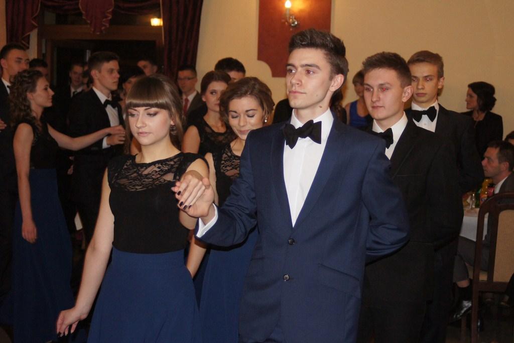 Więcej o: Bal maturzystów 2014