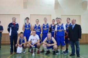 Koszykarze Staszica