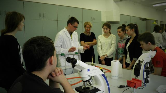 Więcej o: Warsztaty z mikrobiologii