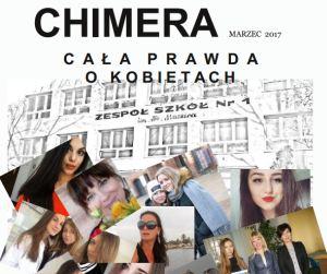 """Więcej o """"Chimera"""" marzec 2017"""