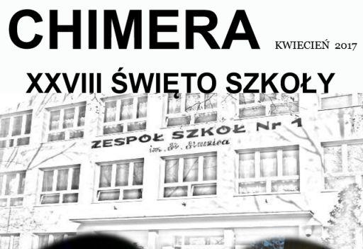 """Więcej o """"CHIMERA"""" – XXVIII Święto Szkoły"""