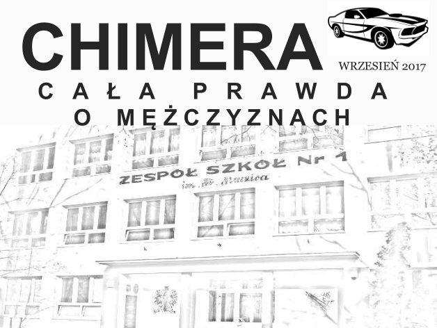 """Więcej o """"Chimera"""" wrzesień 2017"""