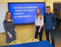 Więcej o Wyróżnienie dla Oliwii Kotarskiej w konkursie MISTRZ ORTOGRAFII POWIATU KUTNOWSKIEGO